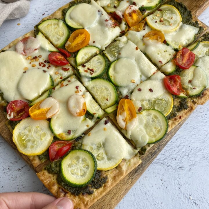 Summer Flatbread