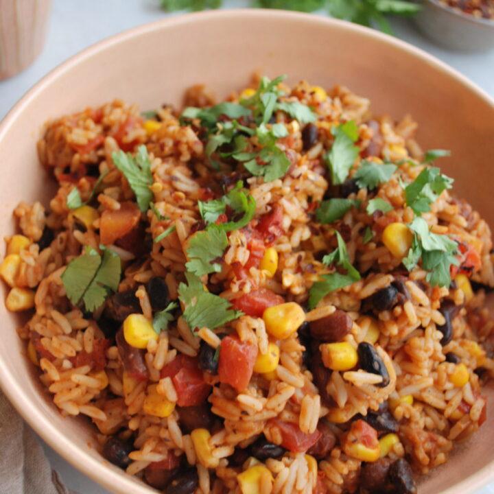 Southwestern Style Rice