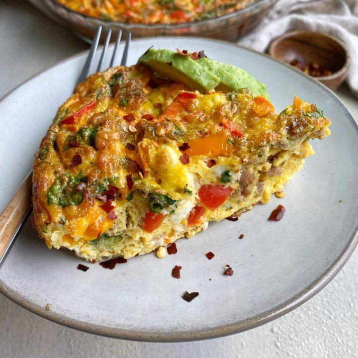 Breakfast Egg Bake